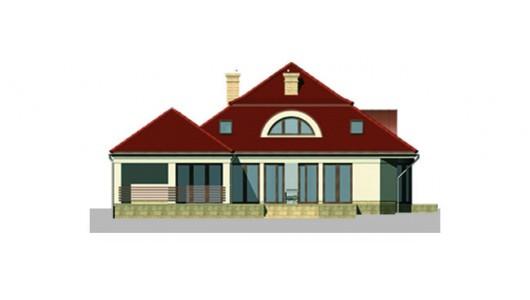 Projekt domu LK&175