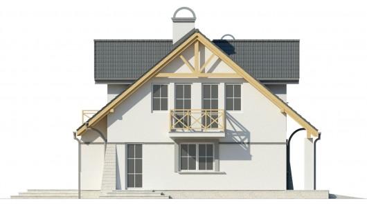 Projekt domu LK&268