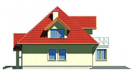 Projekt domu LK&269