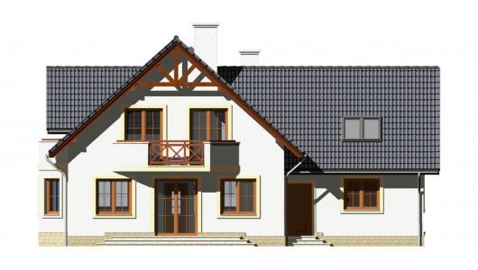 Projekt domu LK&273