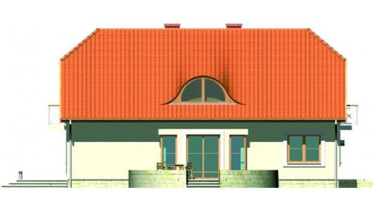 Projekt domu LK&280