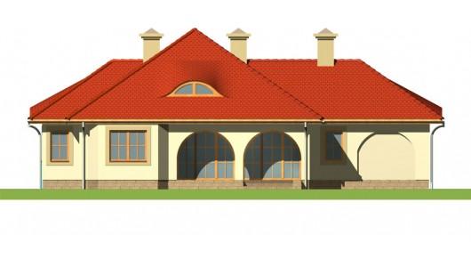 Projekt domu LK&287