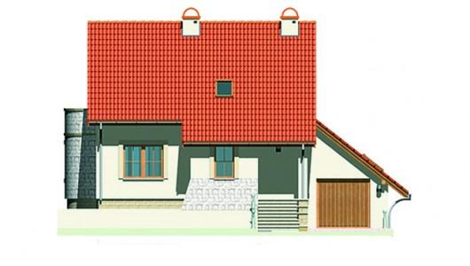 Projekt domu LK&289