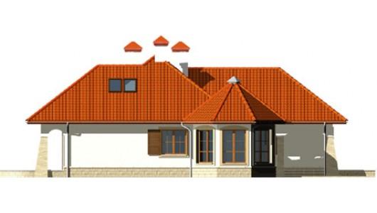 Projekt domu LK&294