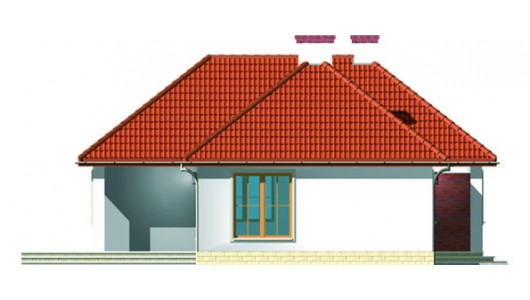 Projekt domu LK&304