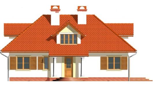 Projekt domu LK&309