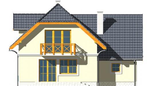 Projekt domu LK&331