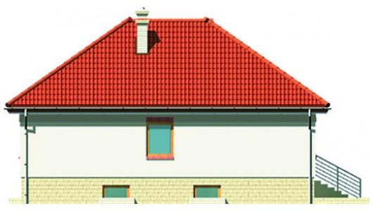 Projekt domu LK&340
