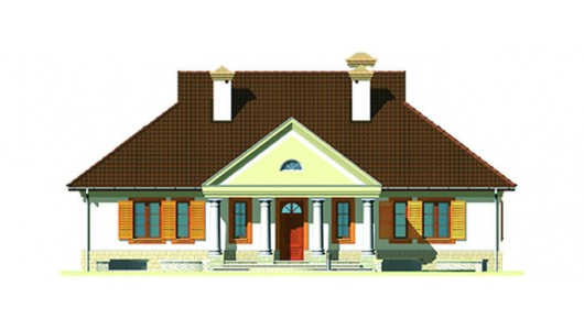 Projekt domu LK&347