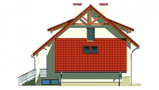 Projekt domu LK&376