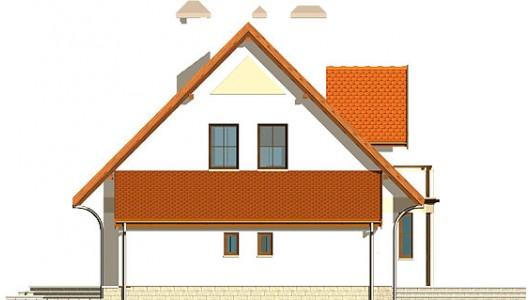Projekt domu LK&379