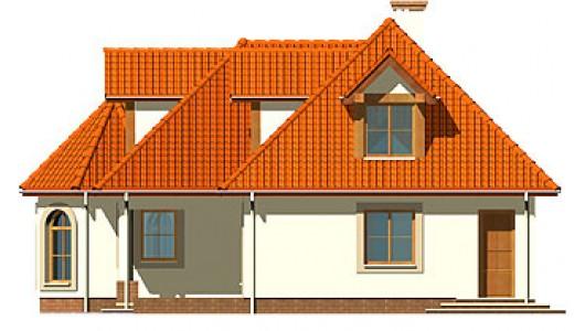 Projekt domu LK&380