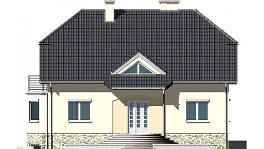 Projekt domu LK&385