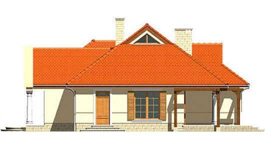Projekt domu LK&386