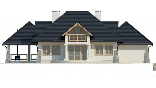 Projekt domu LK&39