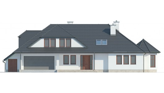 Projekt domu LK&426