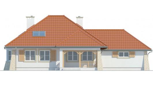 Projekt domu LK&447
