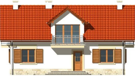 Projekt domu LK&479