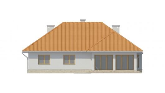 Projekt domu LK&483