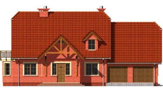 Projekt domu LK&484