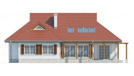 Projekt domu LK&485