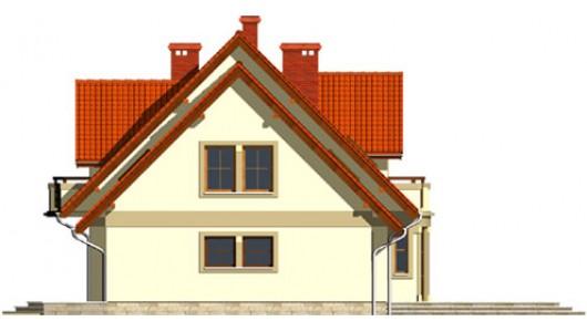 Projekt domu LK&489
