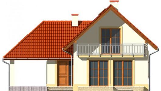 Projekt domu LK&494