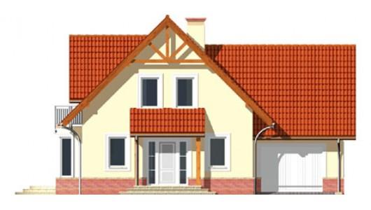 Projekt domu LK&503