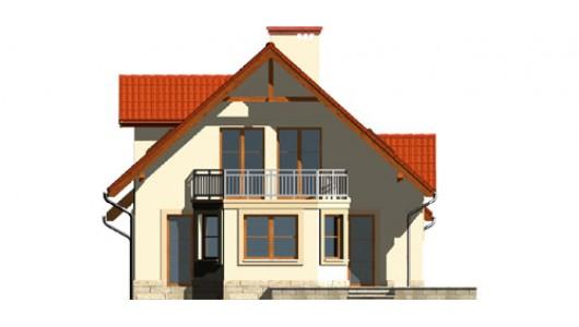 Projekt domu LK&504