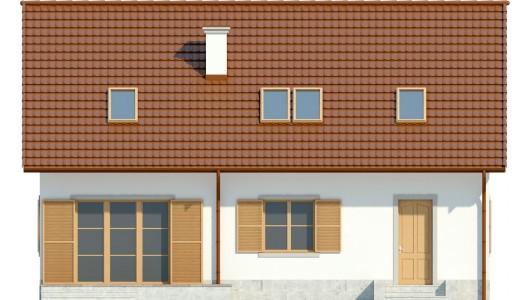 Projekt domu LK&507