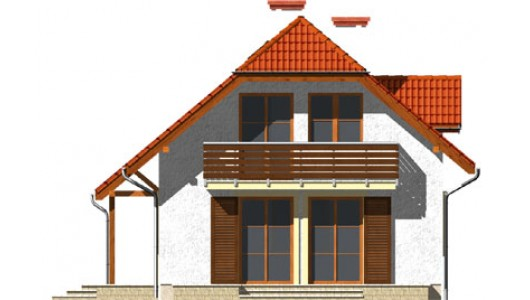 Projekt domu LK&509