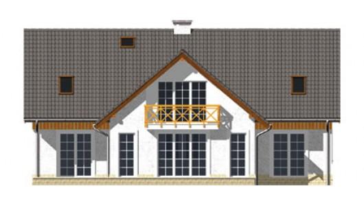 Projekt domu LK&519