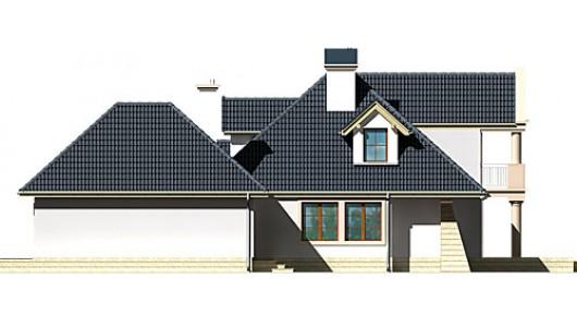 Projekt domu LK&527