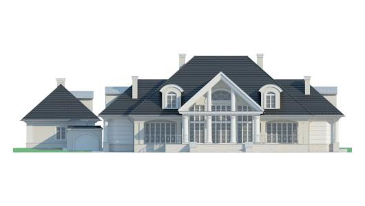 Projekt domu LK&562