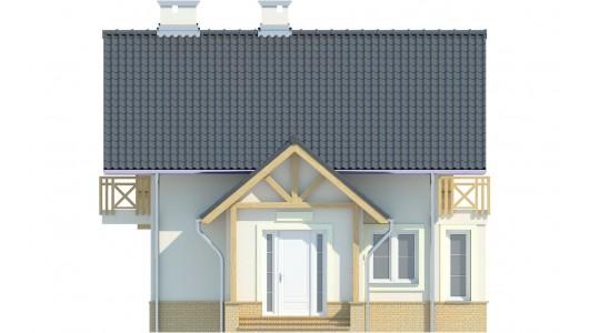 Projekt domu LK&564