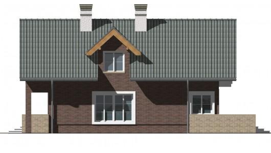 Projekt domu LK&565