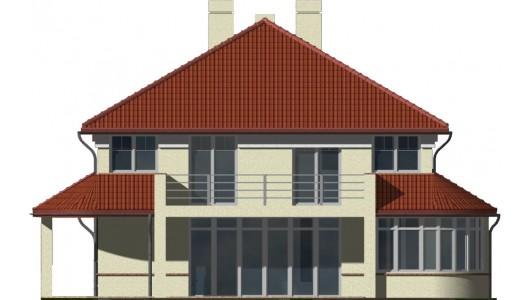 Projekt domu LK&567