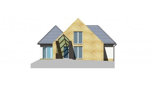 Projekt domu LK&570