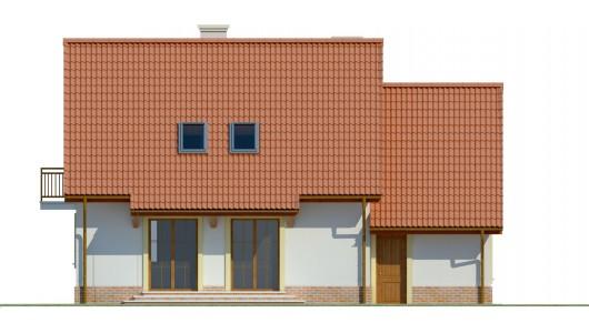 Projekt domu LK&571