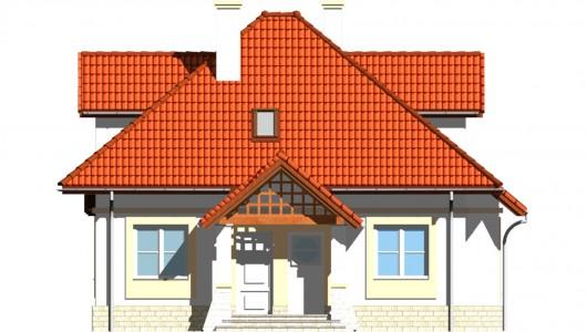 Projekt domu LK&576