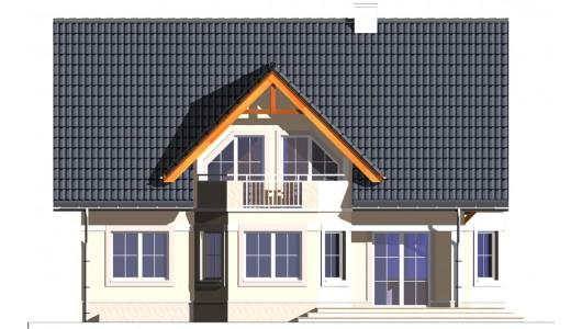 Projekt domu LK&577