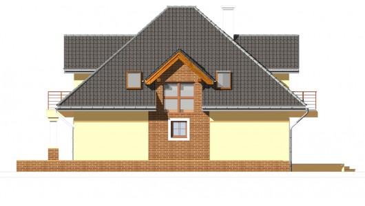 Projekt domu LK&587