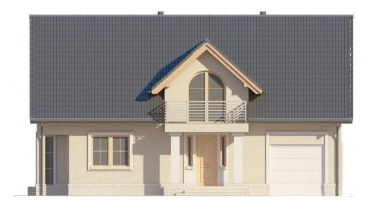Projekt domu LK&603