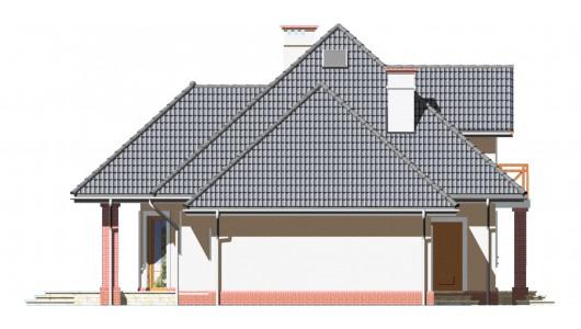 Projekt domu LK&607