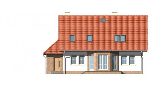 Projekt domu LK&609