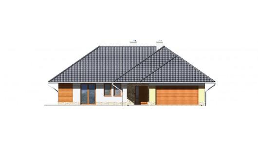 Projekt domu LK&619