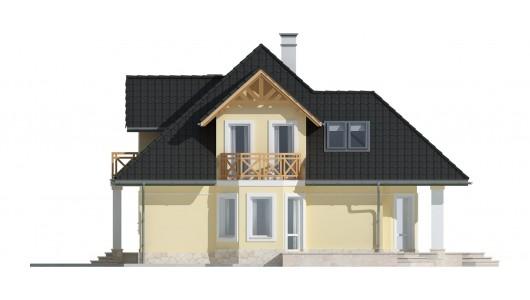 Projekt domu LK&623
