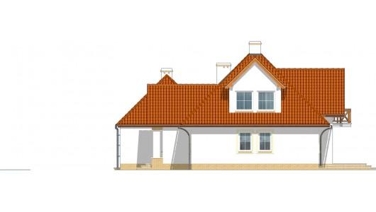 Projekt domu LK&626
