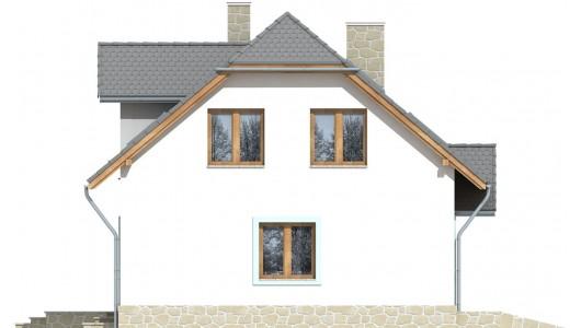Projekt domu LK&648