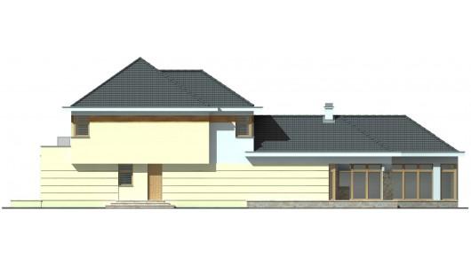 Projekt domu LK&654